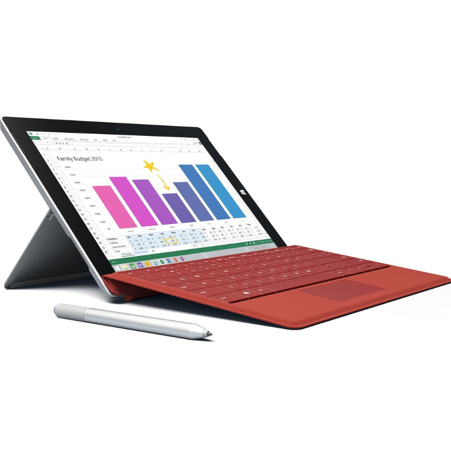 Microsoft Surface 3 RAM 4GB SSD 128GB - preview 180